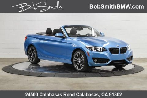 New 2019 BMW 2 Series 230i Convertible