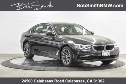 New 2018 BMW 5 Series 530i Sedan