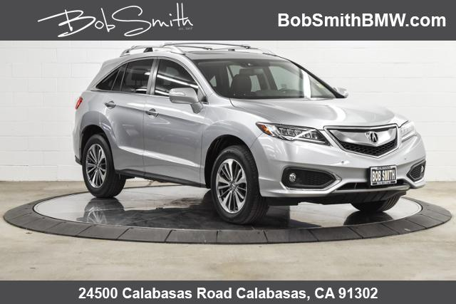 Pre-Owned 2017 Acura RDX FWD w/Advance Pkg