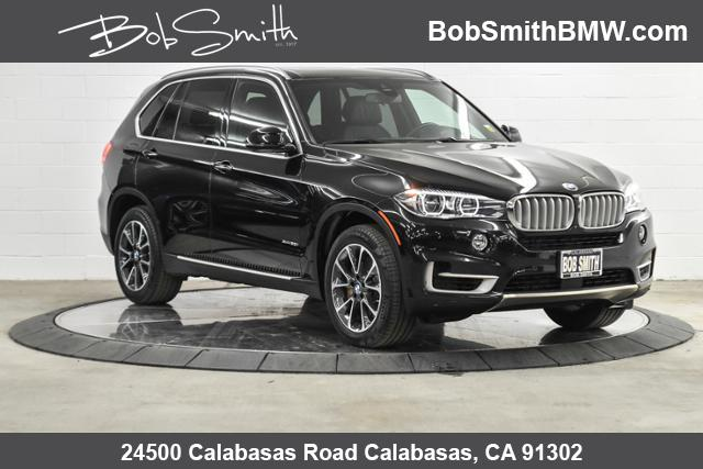 Certified Pre Owned 2017 Bmw X5 Xdrive50i Sports Activity Vehicle