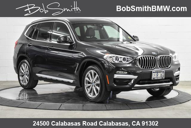 Pre-Owned 2019 BMW X3 sDrive30i Sports Activity Vehicle