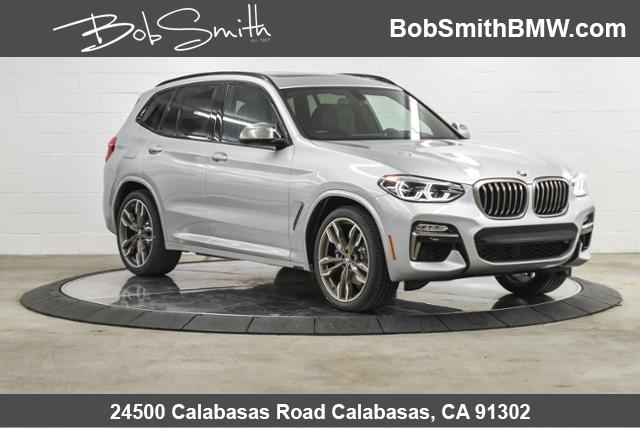New 2018 BMW X3 M40i Sports Activity Vehicle