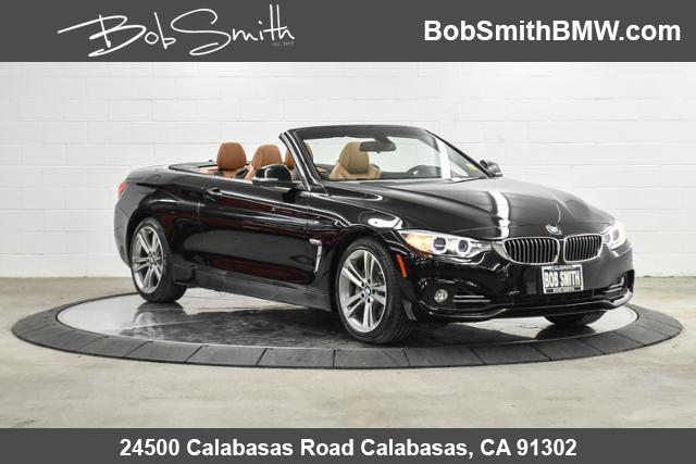Certified Pre-Owned 2016 BMW 4 Series 2dr Conv 435i RWD