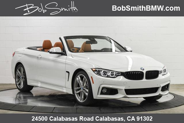 New 2020 BMW 4 Series 440i Convertible With Navigation