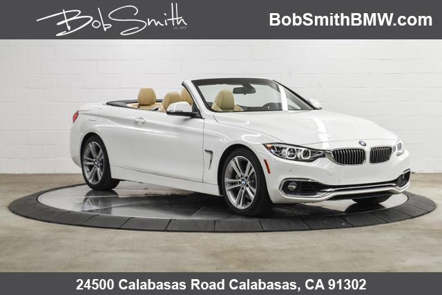 New 2018 Bmw 4 Series 440i Convertible