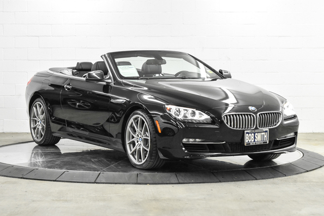 Pre-Owned 2013 BMW 6 Series 2dr Conv 650i