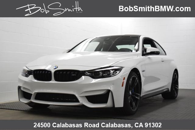New 2018 Bmw M4 Coupe 2dr Car In Calabasas Aa85894 Bob