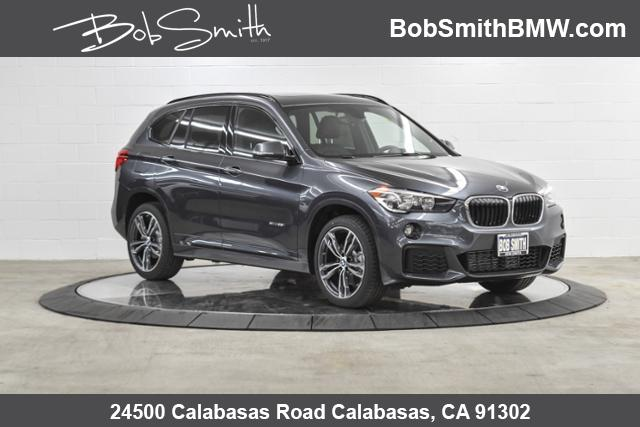 new 2018 bmw x1 sdrive28i sports activity vehicle sport utility in calabasas 5h38915 bob. Black Bedroom Furniture Sets. Home Design Ideas