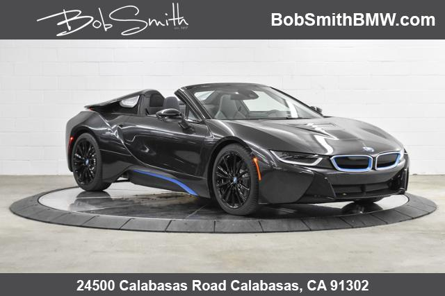 New 2019 Bmw I8 Roadster Convertible In Calabasas Vg98006 Bob