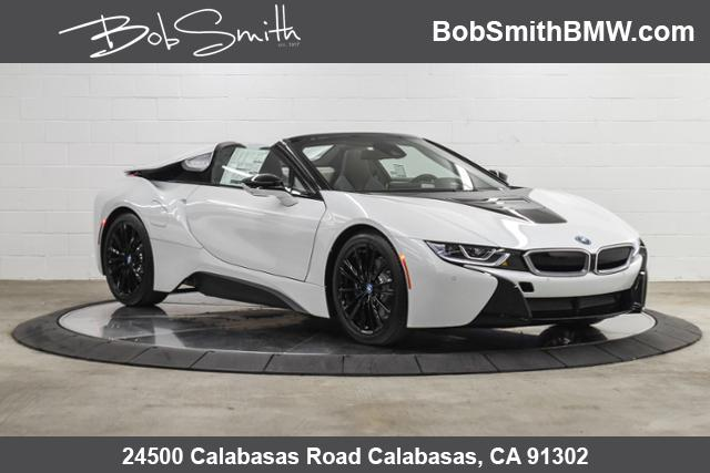 New 2019 Bmw I8 Roadster Convertible In Calabasas Vb82837 Bob