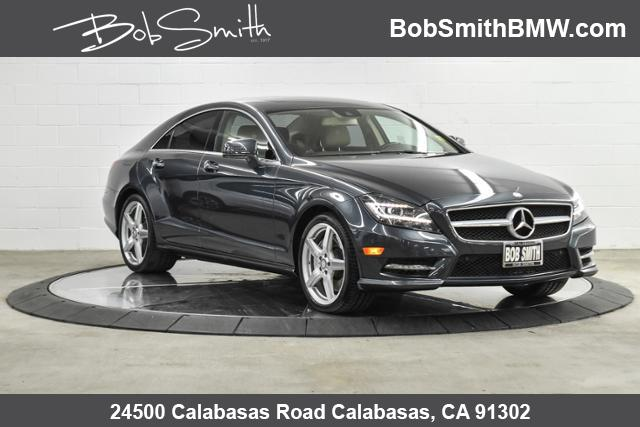 Pre Owned 2014 Mercedes Benz CLS 4dr Sdn CLS 550 RWD