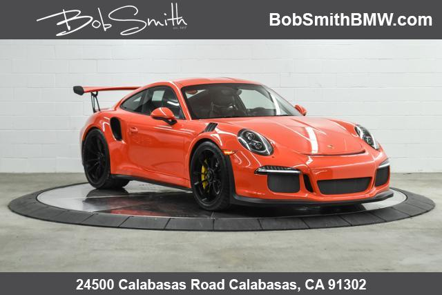 Pre Owned 2016 Porsche 911 2dr Cpe Gt3 Rs 2dr Car In Calabasas