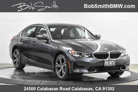 Bmw North America >> New 2019 Bmw 3 Series 330i Sedan North America