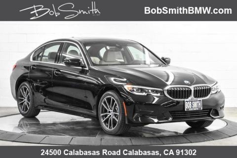 New 2019 BMW 3 Series 330i Sedan North America