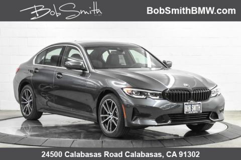 2019 BMW 3 Series 330i Sedan North America