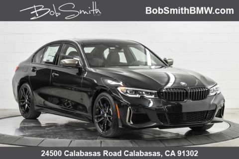 New 2020 BMW 3 Series M340i Sedan North America With Navigation