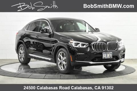 New 2020 BMW X4 xDrive30i Sports Activity Coupe With Navigation & AWD