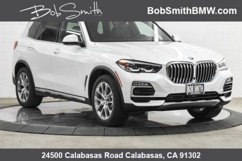 New 2019 BMW X5 xDrive40i Sports Activity Vehicle With Navigation & AWD