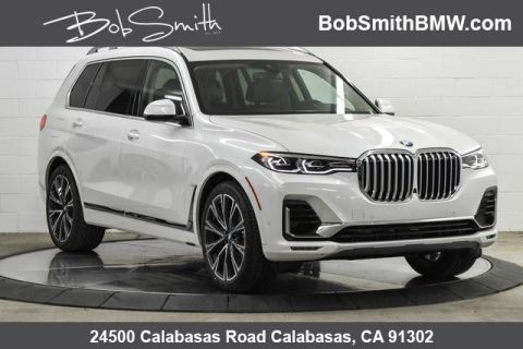 New 2020 BMW X7 xDrive40i Sports Activity Vehicle With Navigation & AWD