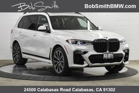 New 2020 BMW X7 M50i Sports Activity Vehicle With Navigation & AWD