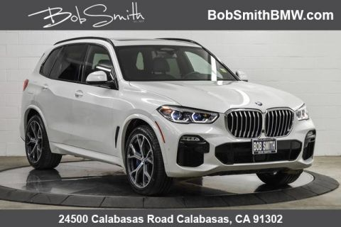 2019 BMW X5 xDrive50i Sports Activity Vehicle