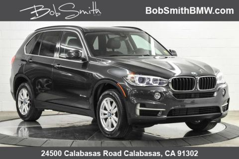 Certified Pre-Owned 2015 BMW X5 RWD 4dr sDrive35i