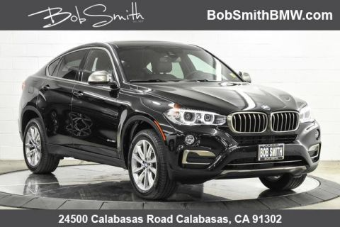 2019 BMW X6 sDrive35i Sports Activity Coupe