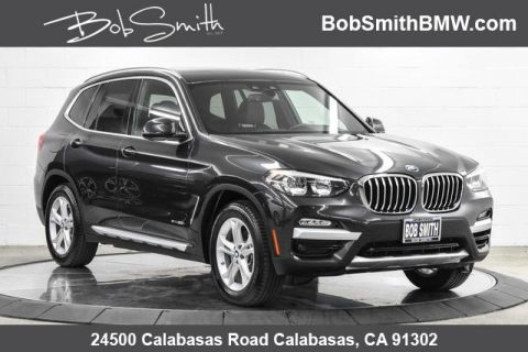 Pre-Owned 2018 BMW X3 xDrive30i Sports Activity Vehicle AWD