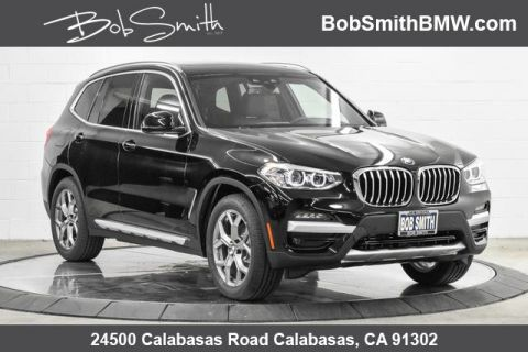 New 2020 BMW X3 sDrive30i Sports Activity Vehicle