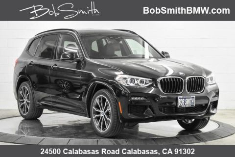 New 2020 BMW X3 sDrive30i Sports Activity Vehicle With Navigation