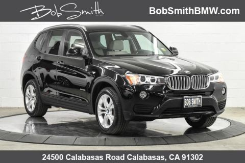 Certified Pre-Owned 2017 BMW X3 xDrive35i Sports Activity Vehicle AWD