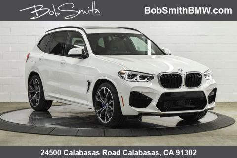 New 2020 BMW X3 M Sports Activity Vehicle With Navigation & AWD