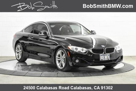 Certified Pre-Owned 2016 BMW 4 Series 2dr Cpe 435i RWD With Navigation