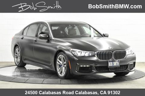 Executive Demo 2018 BMW 7 Series 740e xDrive iPerformance Plug-In Hy AWD