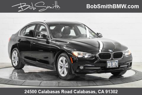 Certified Pre-Owned 2017 BMW 3 Series 328d Sedan With Navigation