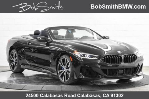 Pre-Owned 2019 BMW 8 Series M850i xDrive Convertible With Navigation & AWD