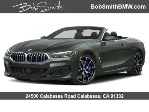 2019 BMW 8 Series M850i xDrive Convertible