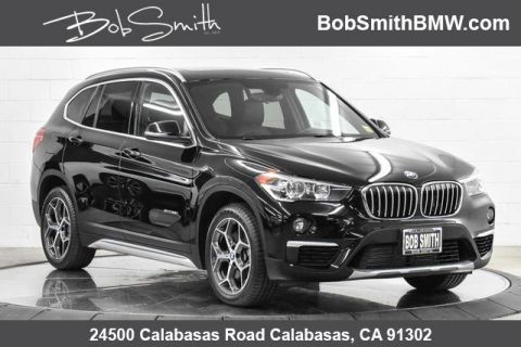 2018 BMW X1 sDrive28i Sports Activity Vehicle